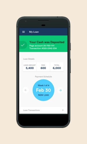 Branch - Personal Finance Loans 1.35.1 Screen 5