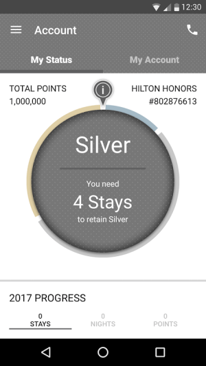 Hilton Honors 2.15.0 Screen 7