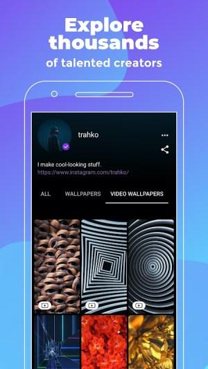 ZEDGE™ Ringtones & Wallpapers 7.17.1-beta Screen 2