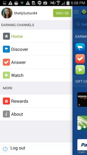 Swagbucks 1.3.3 Screen 5