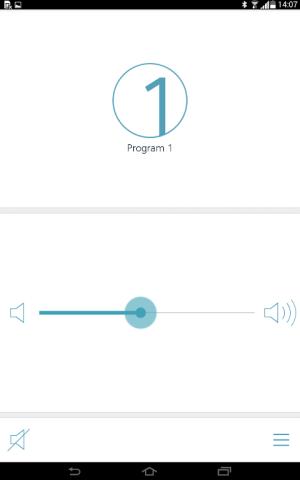 touchControl 2.60.1.207 Screen 1