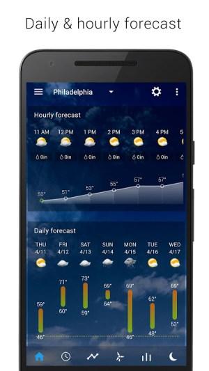 Transparent clock weather (Ad-free) 3.00.06 Screen 12