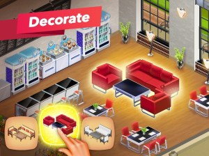 My Cafe — Restaurant management game & Recipes 2021.8.4 Screen 5