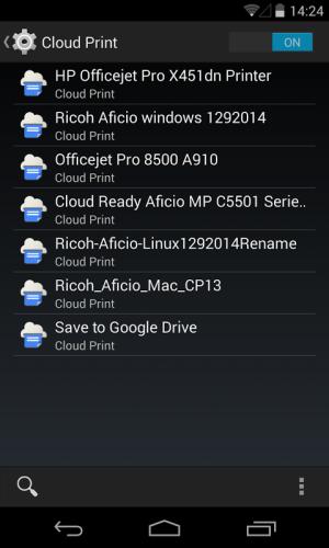 Cloud Print 0.9.8 Screen 11
