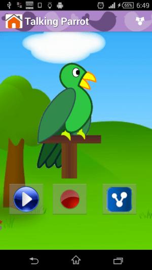 Animal Sounds & Talking Parrot 2.3 Screen 5