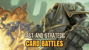 Android The Horus Heresy: Legions – TCG card battle game Screen 1