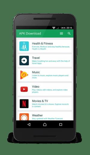 APK Download 2.3.1 Screen 3