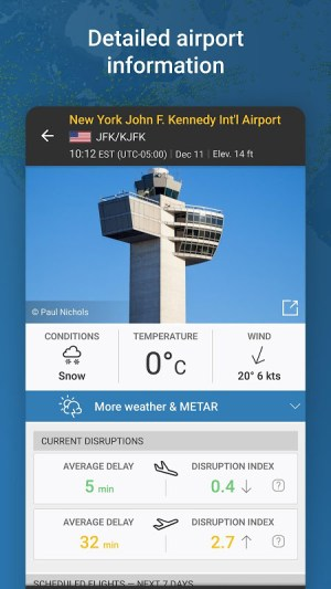 Flightradar24 Flight Tracker 8.7.3 Screen 11
