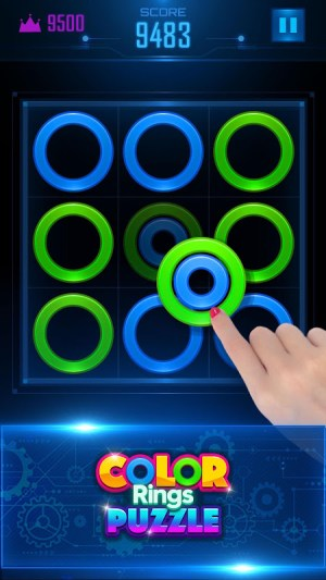 Color Rings Puzzle 2.4.3 Screen 8