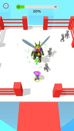 Paintman 3D - Stickman shooter 2.2.2 Screen 8