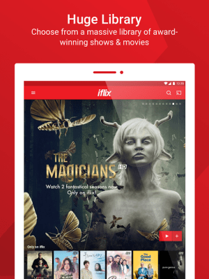 iflix 2.32.0-6366 Screen 5