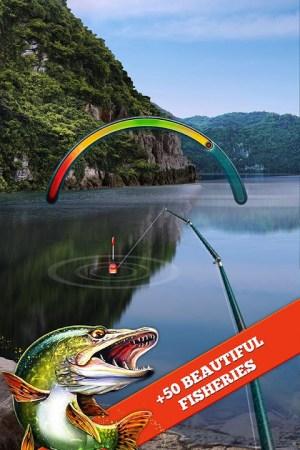 Let's Fish: Sport Fishing Games. Fishing Simulator 4.17.2 Screen 1