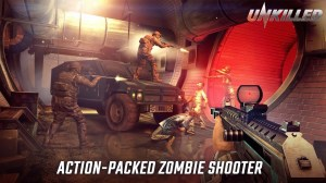 UNKILLED - Multiplayer Zombie Shooter 2.1.3 Screen 2