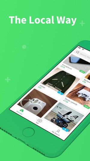 Shpock - Local Marketplace. Buy, Sell & Make Deals 7.4.1 Screen 12