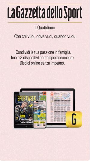 La Gazzetta dello Sport - Il Quotidiano 4.6.1 Screen 1