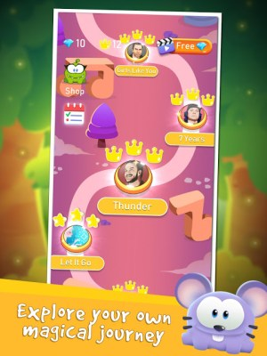 Magic Tiles Friends Saga 1.11.102 Screen 3