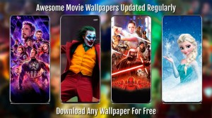 Awesome Movie Wallpapers S20 - HD / 4K Posters 2.08 Screen 2