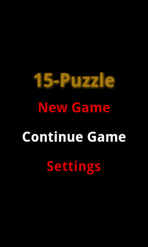 Android 15-Puzzle Classic Screen 10