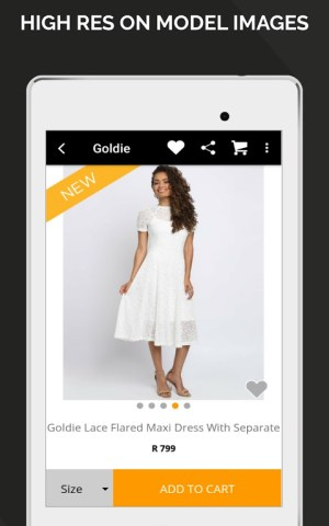 Online Fashion Shopping Zando 1.2.0 Screen 19