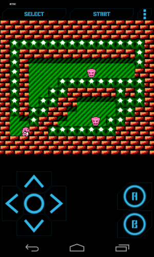 Android Nostalgia.NES (NES Emulator) Screen 8