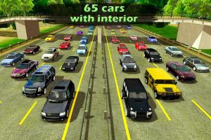 Android Real Car Parking 3D Screen 1