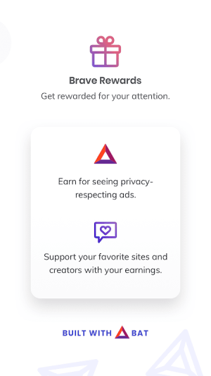 Brave Privacy Browser: Fast, safe, private browser 1.5.4 Screen 4