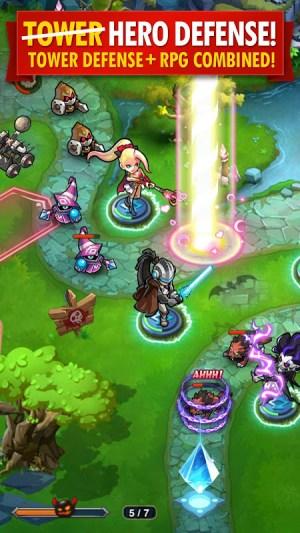 Android Magic Rush: Heroes Screen 11