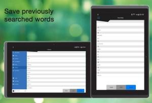 Android Sesli Sözlük Screen 10