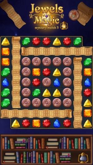 Jewels Magic: Mystery Match3 20.1026.01 Screen 6