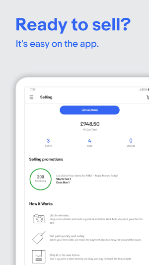 eBay - Your marketplace for buying and selling 6.16.0.5 Screen 11