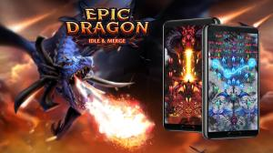 Dragon Epic - Idle & Merge - Arcade shooting game 1.134 Screen 11