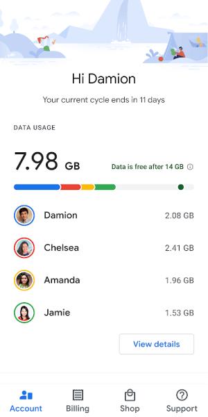 Google Fi V24-x86-universal (295211664) Screen 1