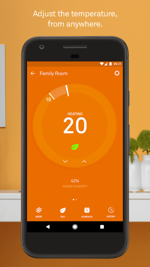 Nest 5.40.0.2 Screen 1