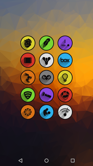 Umbra - Icon Pack 13.7.0 Screen 1
