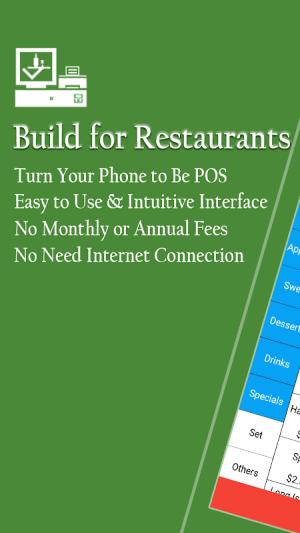 Restaurant Point of Sale | Cash Register - W&O POS 11.9.5 Screen 15