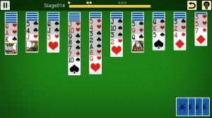 Spider Solitaire King 19.11.30 Screen 4
