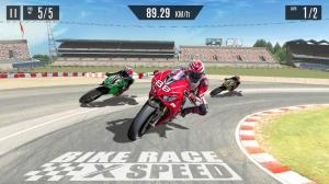 Android Bike Race X Speed Screen 2