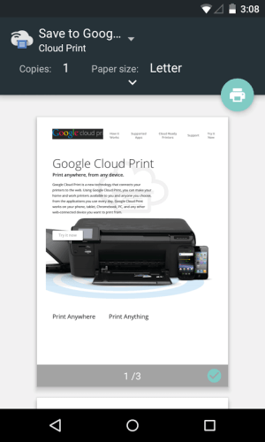 Cloud Print 0.9.2 Screen 43
