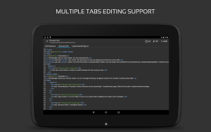 QuickEdit Text Editor Pro - Writer & Code Editor 1.5.1 Screen 11