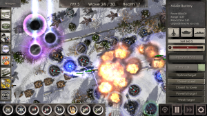 Defense Zone 3 HD 1.2.5 Screen 6