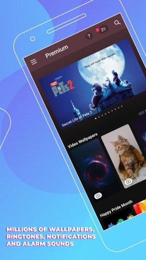 ZEDGE™ Ringtones & Wallpapers 5.75b1 Screen 6