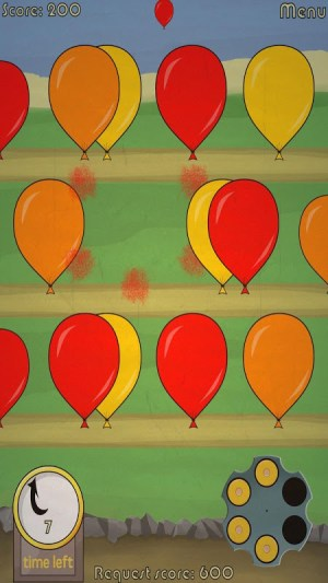 Android Shooting balloons games 2 Screen 7
