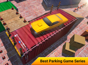 Android Car Parking Games 2019 : tricky Car parking 3d Screen 1