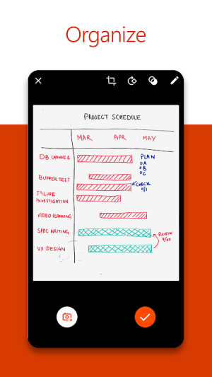 Microsoft Office Lens - PDF Scanner 16.0.13127.20392 Screen 3