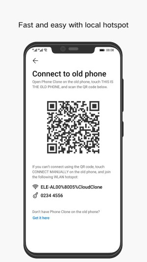 Phone Clone 10.0.1.550 Screen 3