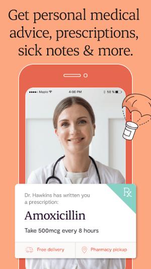 Maple - 24/7 Online Doctors 4.7.0 Screen 2