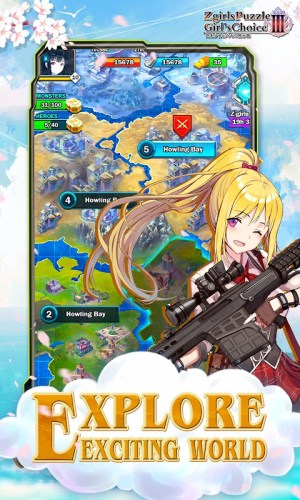 Zgirls-Puzzle & Quest 1.0.37 Screen 3