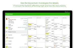 Diabetes & Diet Tracker 5.6.1 Screen 10