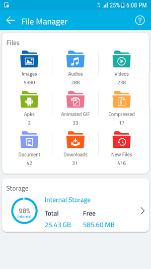 Applore - Device Manager 1.0 Screen 3