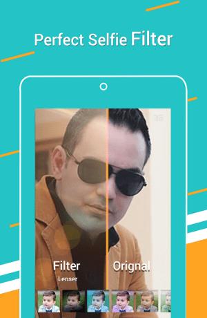 Hi Selfie Camera Effects 1.8 Screen 6